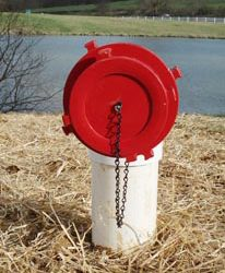Who Is Liable for Maintaining The Town's Dry Hydrants?